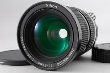 【AB- Exc】 Nikon Ai Zoom-NIKKOR 35-70mm f/3.5 MF Lens w/Caps From JAPAN #2347