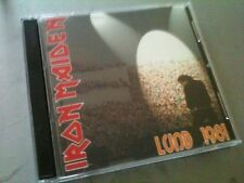 Iron Maiden Double CD Lund Sweden Pauls Last Show Killers Tour 1981