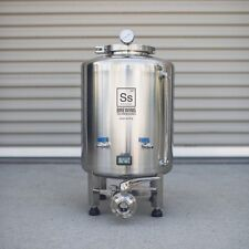 ~ ALL NEW ~ SS Brewing Tech 10 Gallon Brite Tank ~ Free Shipping SALE! ~ NEW ~