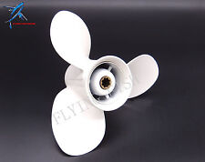 Boat Engine Aluminum Propeller 9 1/4x11-J for Yamaha Outboard 9 1/4 x 11 -J, FS