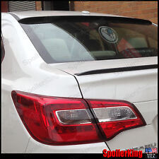 Rear Roof Spoiler Window Wing (Fits: Subaru Legacy 2015-present) SpoilerKing