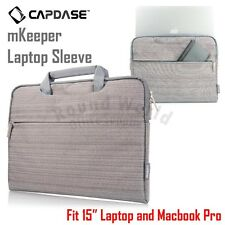 "Capdase mKeeper 15"" Laptop Sleeve Notebook Pouch Case for Apple 15"" Macbook Pro"