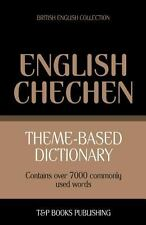 English Chechen Theme-Based Dictionary Contains over 7000 Commonly Used Words...
