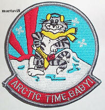 US.Navy F-14 Tomcat Aircraft  Cloth Badge / Patch (F14-3)