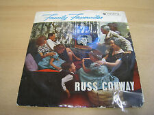 "Family Favourites - Russ Conway 12"" VINYL LP RECORD 33 Columbia 33SX 1169"