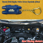 Toyota FA20 Engine Valve Cover Keychain (Blue)