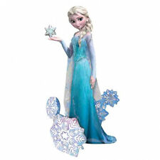 Disney FROZEN Princess Elsa HUGE AIRWALKER Foil Balloon Helium Balloon