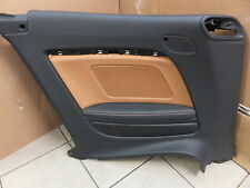 AUDI A5 8T Cabrio Facelift Leder Türverkleidung HL hinten links rear left