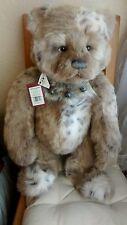 """Charlie bears """" Captain Snuggleton"""" big bear!"""