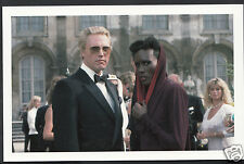 James Bond 007 Movie Postcard - Christopher Walken in A View To A Kill  DP77