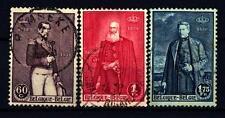 BELGIUM - BELGIO - 1930 - Centenario dell'indipendenza. Ritratti di re