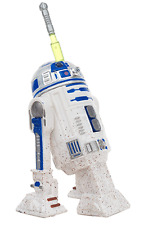 Star Wars Power of The Force R2-D2 Saber Launcher Flash Back Action Figure