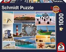 By The Sea: Schmidt Premium Quality Jigsaw Puzzle 1000 pieces 58221
