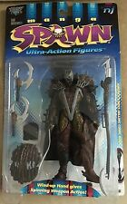 Manga Spawn Series Ninja Spawn Action Figure Moc New In Package