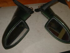 Seadoo 4tec GTX Left and Right Side Mirrors (Color Green)