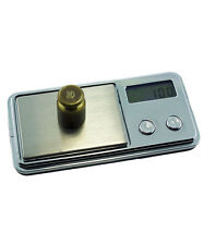 Digital Scale 100g x 0.01g Jewelry Gold Silver Coin Grain Gram Pocket Size Herb