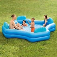 Intex Relax Cool Swim Center Family Lounge Inflatable Pool Yard Camping July 4th