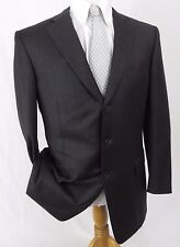 Ermenegildo Zegna TROFEO Blazer 40R Recent Striped Double Vent $2495 Sport Coat