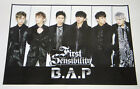B.A.P BAP - First Sensibility (Vol. 1) OFFICIAL POSTER [Type A]