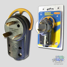 ARCON 30A Replacement Plug w/ Folding Handle - MALE END - RV Electical Cord NEW