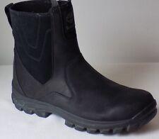 Timberland Men's Chillberg Mid-Zip  Waterproof Snow Boot  Color: Black  Size: 11