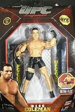 Mark Coleman UFC Legends Action Figure NIB Jakks Pacific UFC 11 MMA NIP Hammer