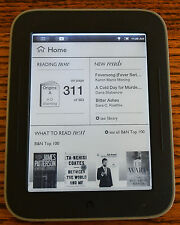 Barnes & Noble Nook Simple Touch GlowLight with expandable memory - bundle