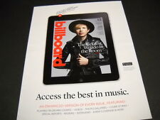 BECK Access The Best In Music 2014 PROMO POSTER AD