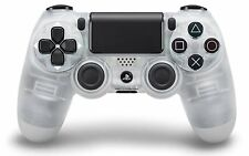 Sony PlayStation 4: DualShock 4 Wireless Controller - CRYSTAL [PS4] Brand NEW