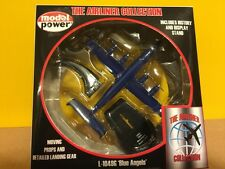 Model Power Airliner Collection L-1046G Blue Angels 5806-2 1:300 Scale w/Stand
