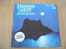 "Midnight Blue - A Project With Louise Tucker - 7"" Single - Versao Original"