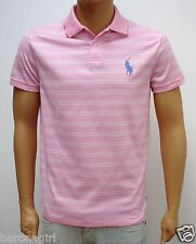 NEW Ralph Lauren CUSTOM FIT Polo PIMA COTTON,JERSEY KNIT, SUPER SOFT: SMALL