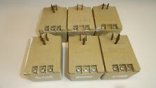 DD13:  Lot of 6 Basler Electric BELL6245CAA Adapter