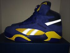 Reebok Shaq Attack Blue Chips Official Friend of the Program Size 11