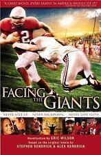 Facing the Giants: novelization by Eric Wilson-ExLibrary