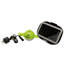 FISH FINDER FULL COLOR HD DISPLAY 400 W SONAR TRANSDUCER PORTABLE RECHARGEABLE