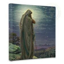 "Thomas Kinkade Wrap - Prayer for Peace  14"" x 14"" Gallery Wrapped Canvas"