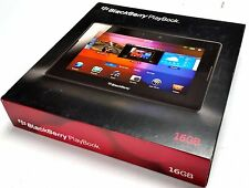 BlackBerry PlayBook 16GB, Wi-Fi, 7in - Black