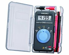 HIOKI / POCKET DIGITAL MULTIMETER / CARD TESTER / 3244-60 / MADE IN JAPAN
