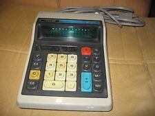 Vintage Toshiba BC-1270 desktop calculator WORKS