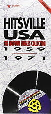 Hitsville USA The Motown Singles Collection Box Set 1959-1971 Various Artists NU