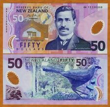 New Zealand, $50, 2012, Polymer, P-188-New, UNC