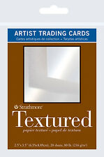 Strathmore Artist Trading Cards - Textured