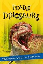 It's All About...: Deadly Dinosaurs by Editors of Kingfisher (2016, Paperback)