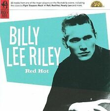 Red Hot by Billy Lee Riley (CD, Jun-2009, Charly Records (UK))