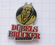 DÜBELS BRÜCKER DUNKEL / HAMBURG ......................Bier-Pin(137a)