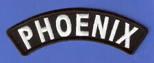 BRAND NEW PHOENIX ROCKER BIKER IRON ON PATCH