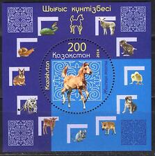 2014. Kazakhstan. Oriental horoscope. Year of the Horse.S/sheet. MNH