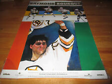 Sports Museum RAY BOURQUE 1996 All Star Game BOSTON BRUINS Poster