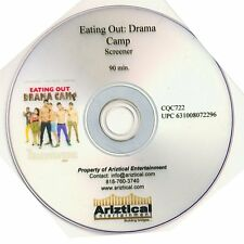 Eating Out: Drama Camp *Screener DVD No Case* - Ariztical - Gay Comedy